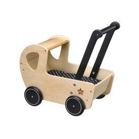 Kid's Concept Poppenwagen met Matrasje - NEO | Kid's concept