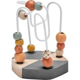 Kid's Concept Mini Spelbaan met Kralen NEO  | Kid's Concept