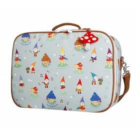 Jeune Premier Jeune Premier | Koffertje Suitcase Mini - Gnomes