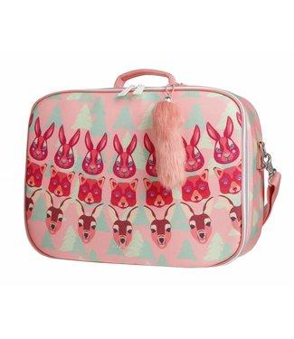 Jeune Premier Jeune Premier   Koffertje Suitcase Mini - Forest Girls