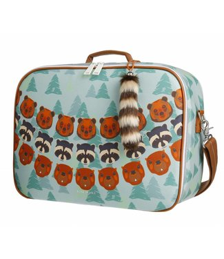 Jeune Premier Koffertje Suitcase Mini - Forest Boys