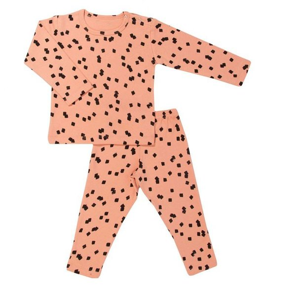 Trixie Baby 2-delige Pyjama Squares   Trixie Baby