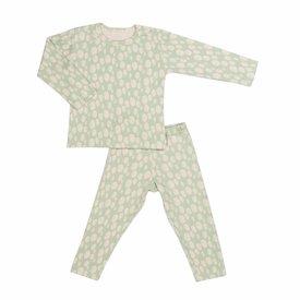 Trixie Baby 2-delige Pyjama Balloon Turquoise | Trixie Baby