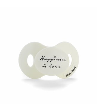 "Elodie Details Fopspeen Happiness is born NEWBORN ""0-6m"" 