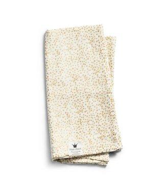 "Elodie Details Bamboe Hydrofiele Doek ""Gold Shimmer""  | Elodie Details"