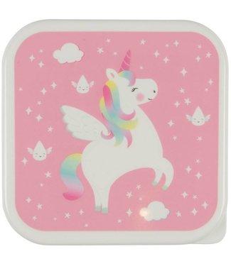 Sass & Belle Brooddoos Rainbow Unicorn | Sass & Belle