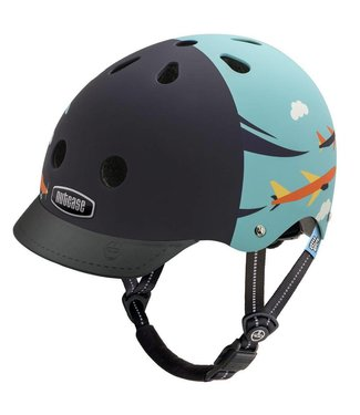 "Nutcase Little Nutty -  Skate & fietshelm ""Sky Flyer"" - XS 