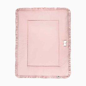 House of Jamie Boxkleed -  Powder Pink & Stone ( 80 x 100cm)  | House of Jamie