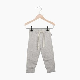 House of Jamie Knee Patch Jogger - Stone | House of Jamie