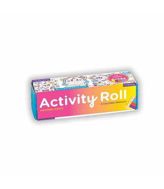 Mudpuppy Activity Roll - Unicorn Magic | Mudpuppy