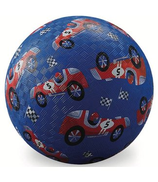 Crocodile Creek Voetbal (13cm) - Race Car | Crocodile Creek