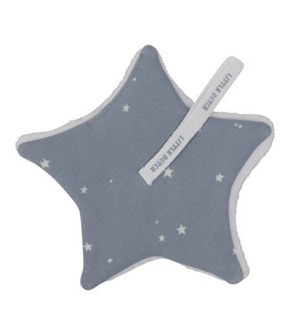 "Little Dutch Fopspeendoekje ""Little Stars Blue"" 