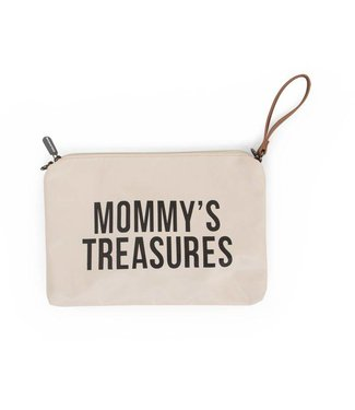 "Childhome Mommy Clutch - ""Off-white/Black"" 
