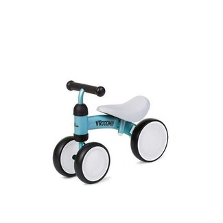 Childhome Baby Loopfiets Vroom - Blauw  |  Childhome