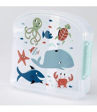 SugarBooger Lunchbox Ocean | SugarBooger