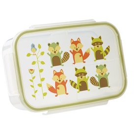 "SugarBooger Bento Box ""What Did The Fox Eat"" 