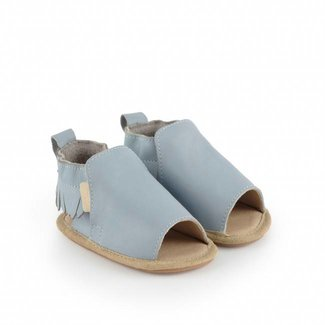 "Boumy Babyschoentjes Noa  ""Twilight Leather"" 