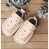 "Babyschoentjes Sam  ""Pastel Pink Leather"" | Boumy"