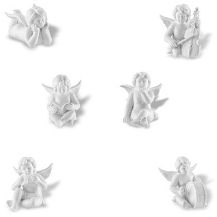 Engel aus Porzellan