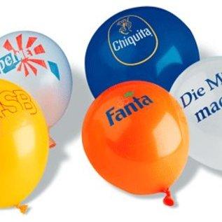 Luftballon aus Naturlatex