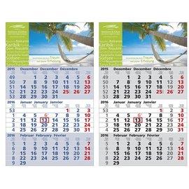 Sparset 3-Monatskalender 2040