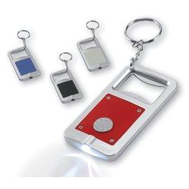 Schlüsselanhänger mit Kapselheber 2909