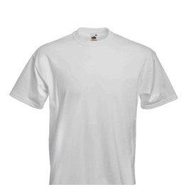 T-Shirt WEIß 16361