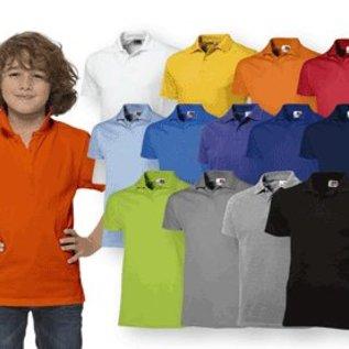 Kinderpolo kurzarm