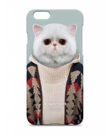 iPhone Case Accessory - Shorthair Cat - Zoo Portraits