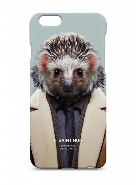iPhone Case Accessoire - Desert Hedgehog - Zoo Portraits