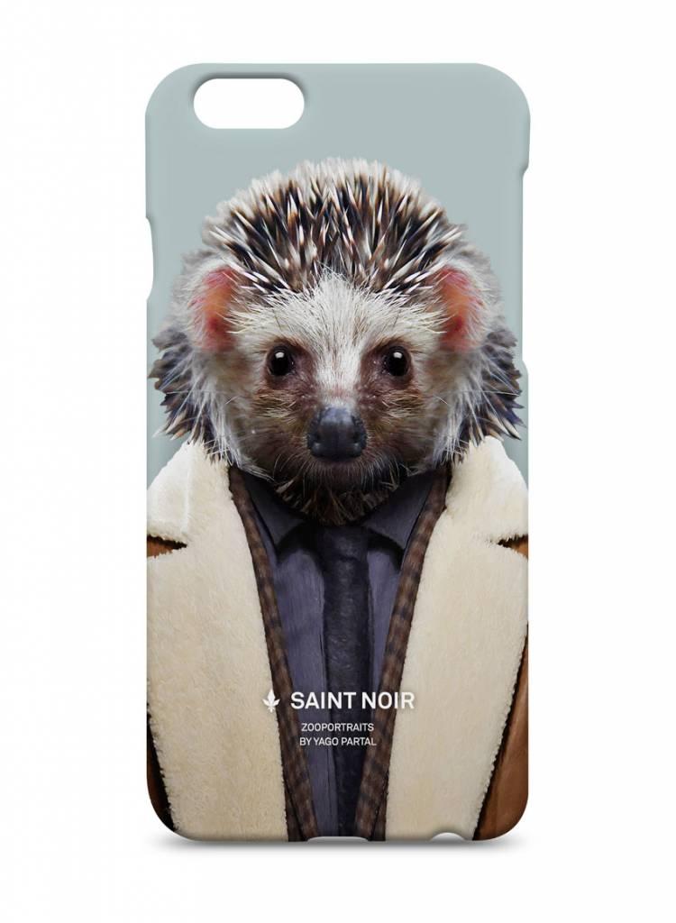 iPhone Case Accessoire - Desert Hedgehog - Zoo Portraits
