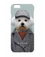 iPhone Case Accessory - Maltese - Zoo Portraits