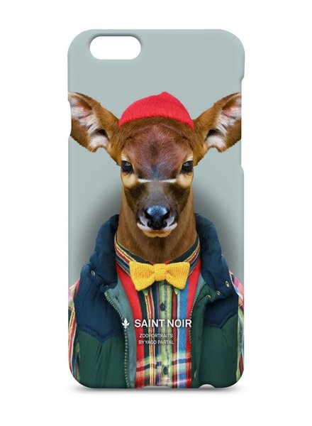 iPhone Case Accessoire - Bongo Calf - Zoo Portraits