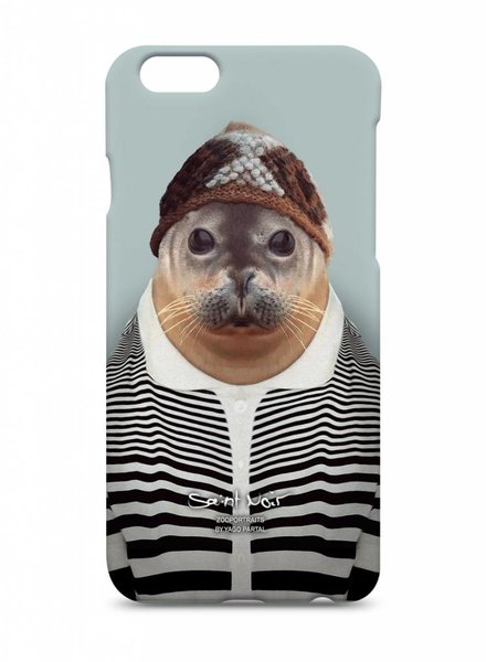 iPhone Case Accessoire - Seal - Zoo Portraits