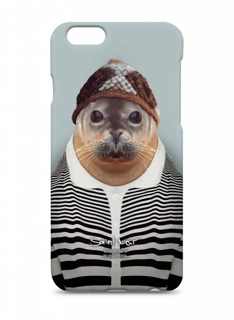iPhone Case Accessoire - Seal - Zoo Portraits