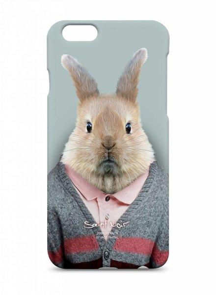 iPhone Case Accessoire - Rabbit - Zoo Portraits
