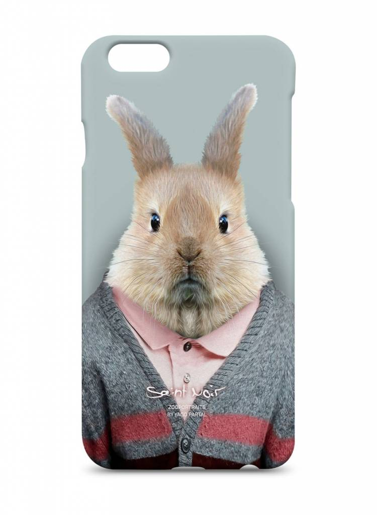 iPhone Case Accessory - Rabbit - Zoo Portraits