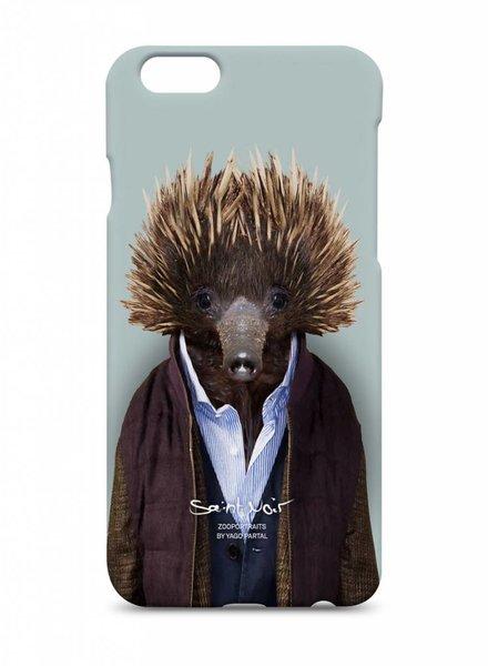iPhone Case Accessoire - Echidna - Zoo Portraits
