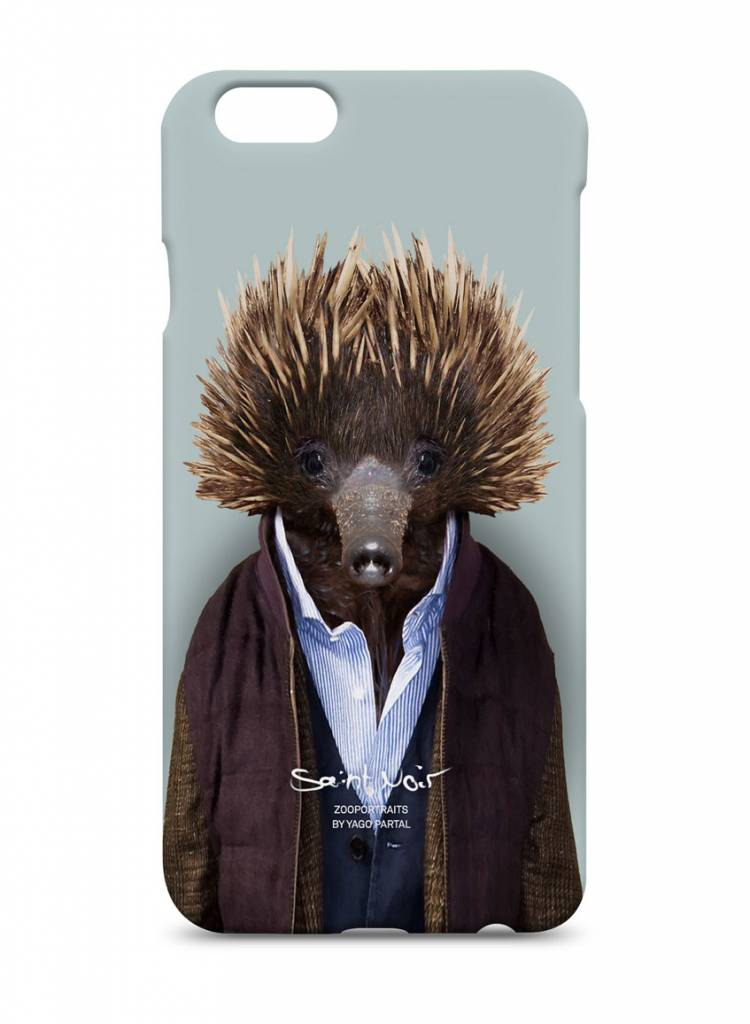 iPhone Case Accessoire - Echidna - Zoo Portraits