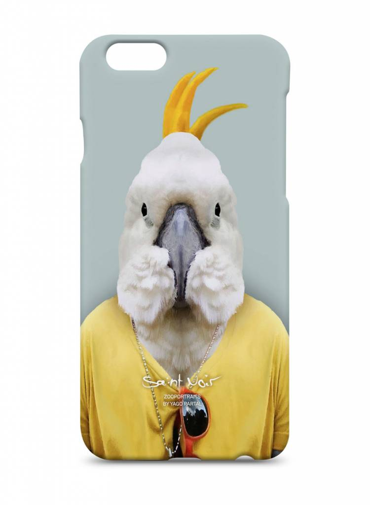 iPhone Case Accessoire - Cockatoo - Zoo Portraits