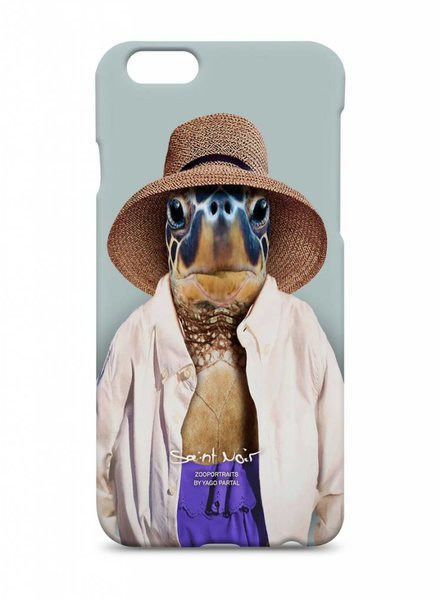 iPhone Case Accessoire - Turtle - Zoo Portraits