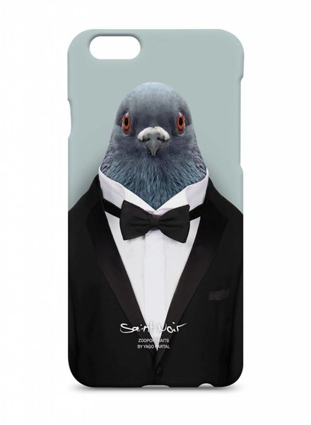 iPhone Case Accessoire - Pigeon - Zoo Portraits
