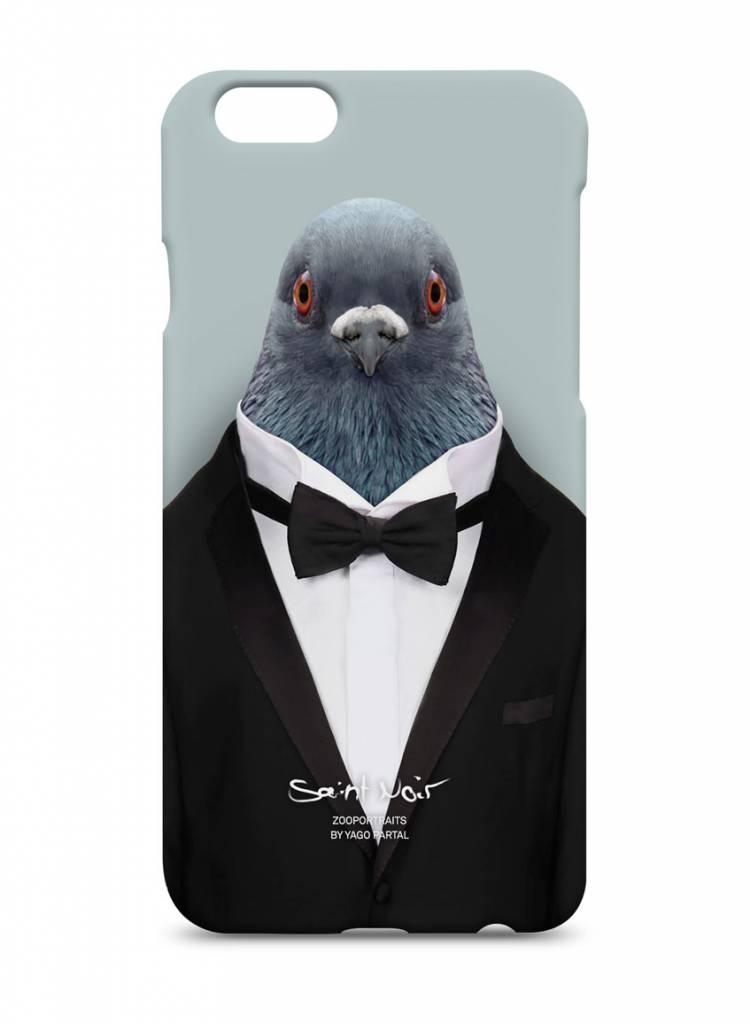 iPhone Case Accessoire - Pigeon - Zoo Portraits