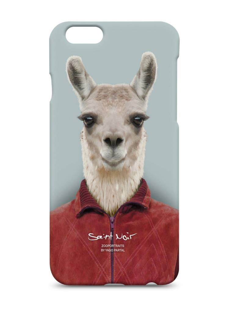 iPhone Case Accessoire - Llama - Zoo Portraits