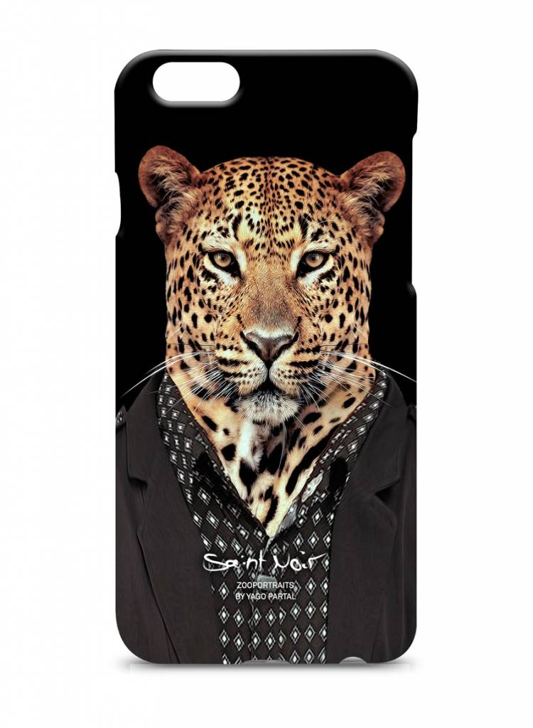 iPhone Case Accessoire - Leopard - Zoo Portraits