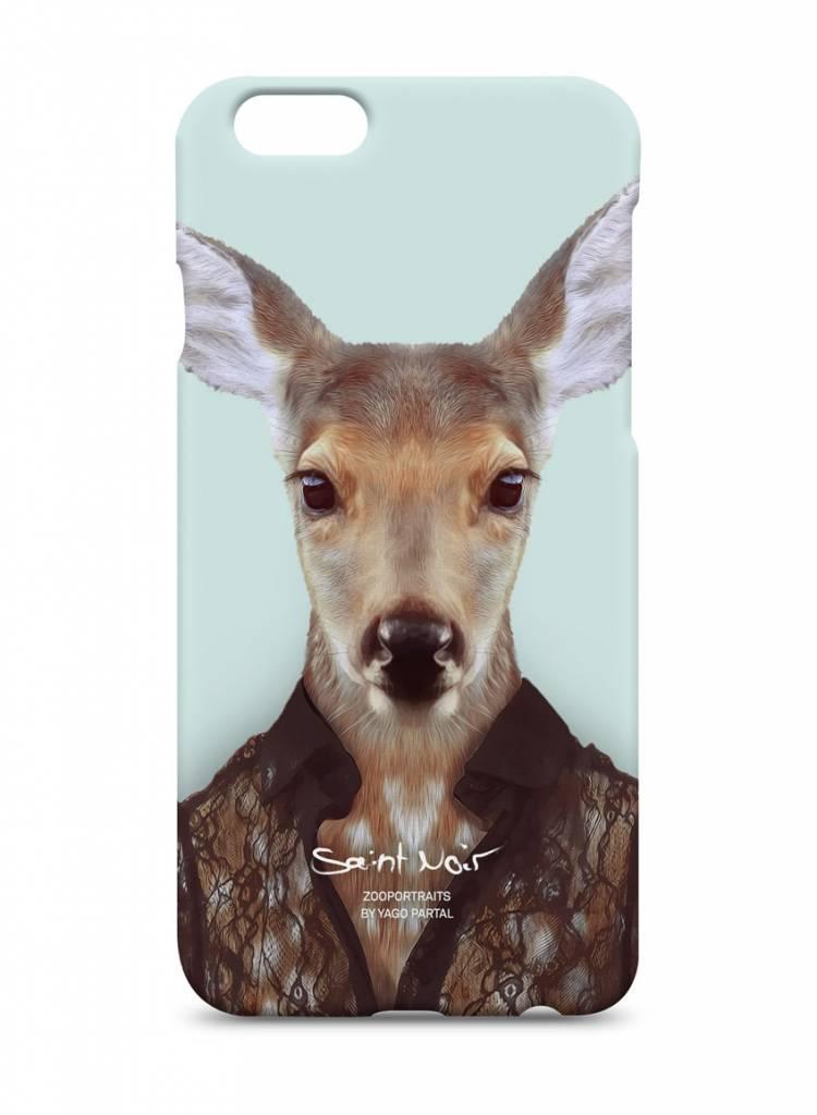 iPhone Case Accessoire - Deer - Zoo Portraits