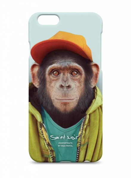 iPhone Case Accessoire - Chimpanzee - Zoo Portraits