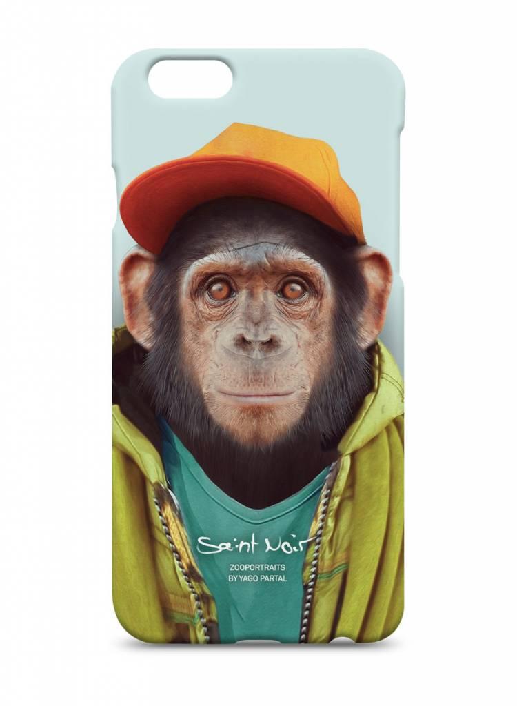 iPhone Case Accessoire - Chimpanzee - Zoo Portraits