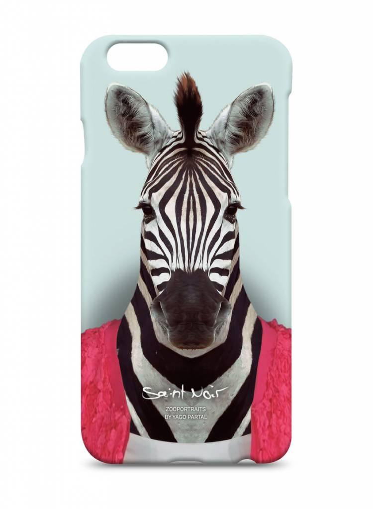 iPhone Case Accessoire - Zebra - Zoo Portraits