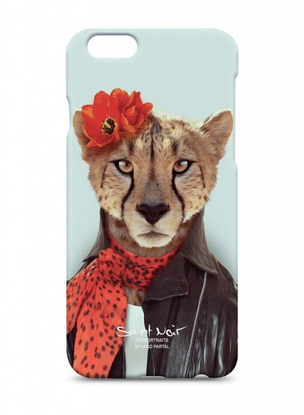 iPhone Case Accessoire - Cheetah - Zoo Portraits